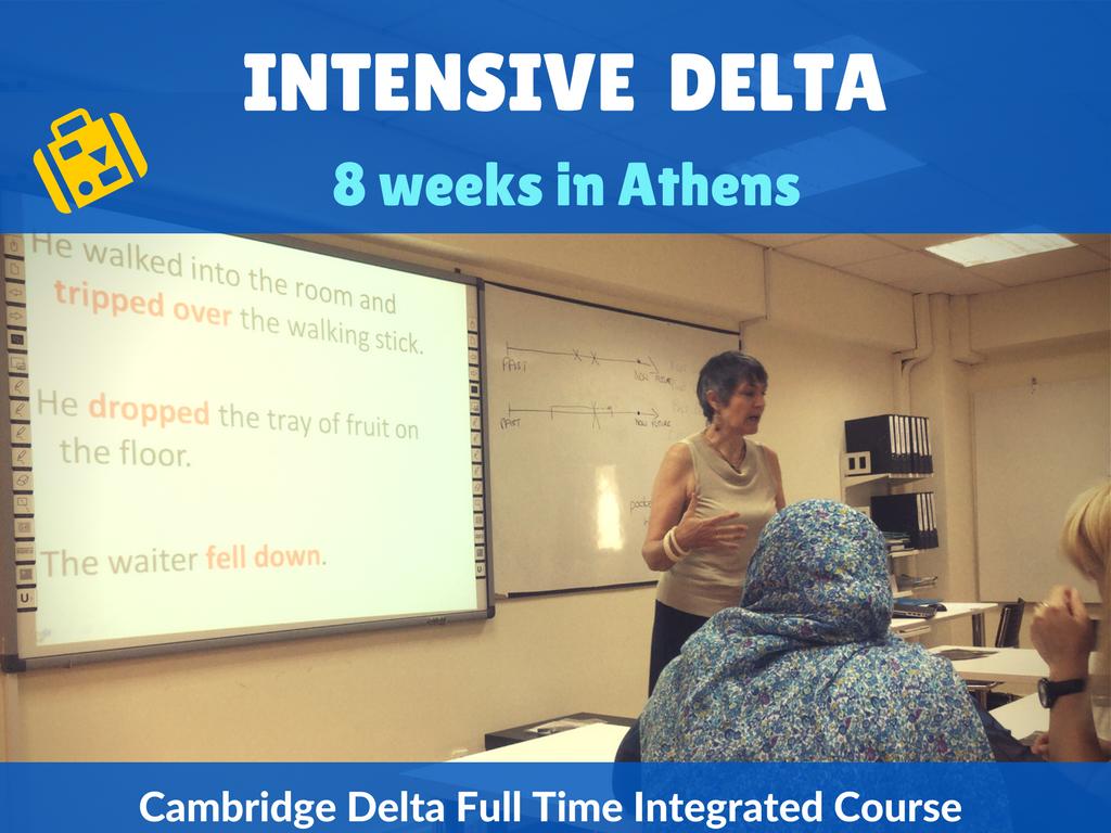 Celta Ctefl Tefl Certificates Teacher Training Delta Online Courses Europe Greek English